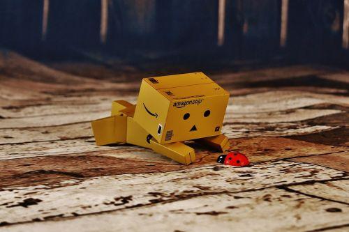 danbo concerns ladybug
