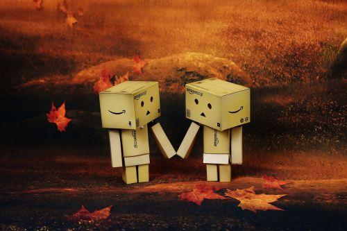 danbo love romantic