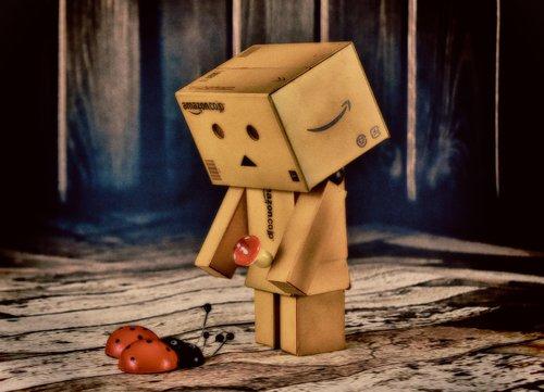 danbo  good luck  lucky ladybug