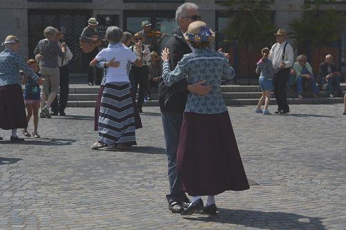 dance dancers couple