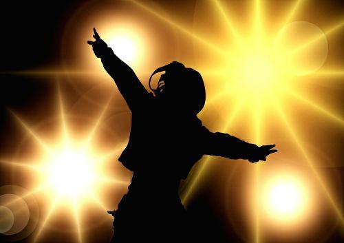 dance girl woman