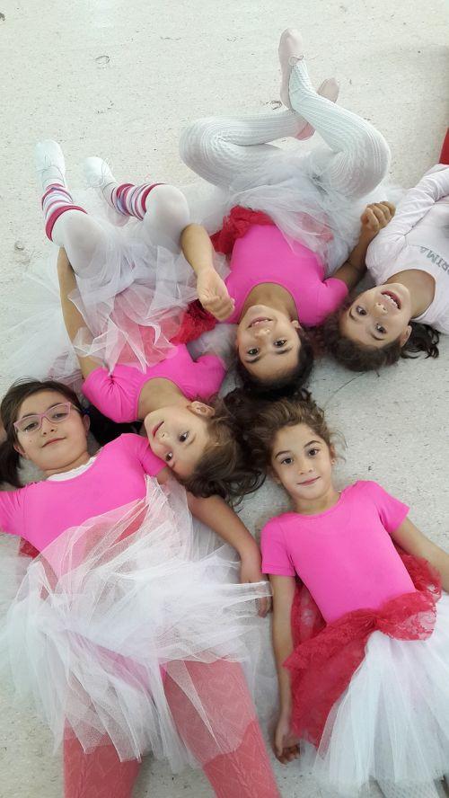dance pink increased