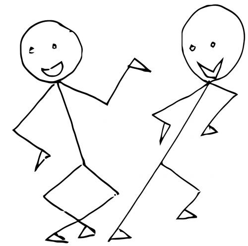 dance dancing people