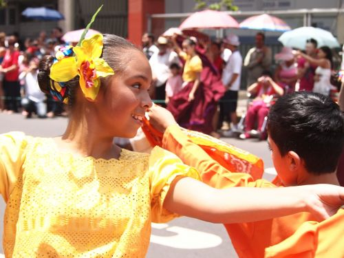 dance national holidays children