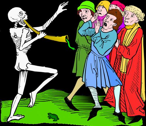 dance death macabre