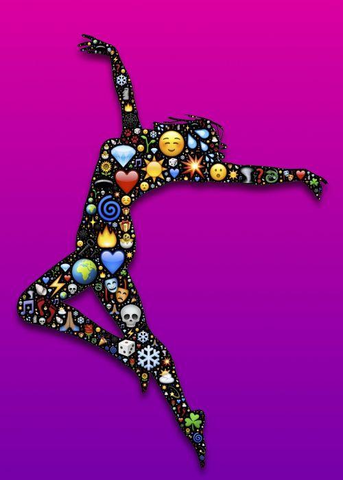 dance joy lighthearted