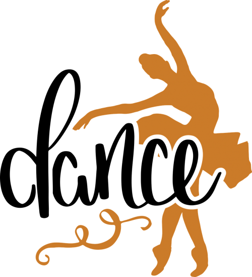 dance ballerina svg