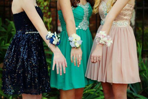 dance prom girl