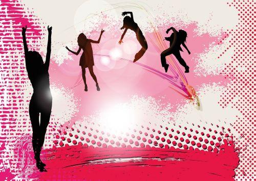 dance joy joy of life