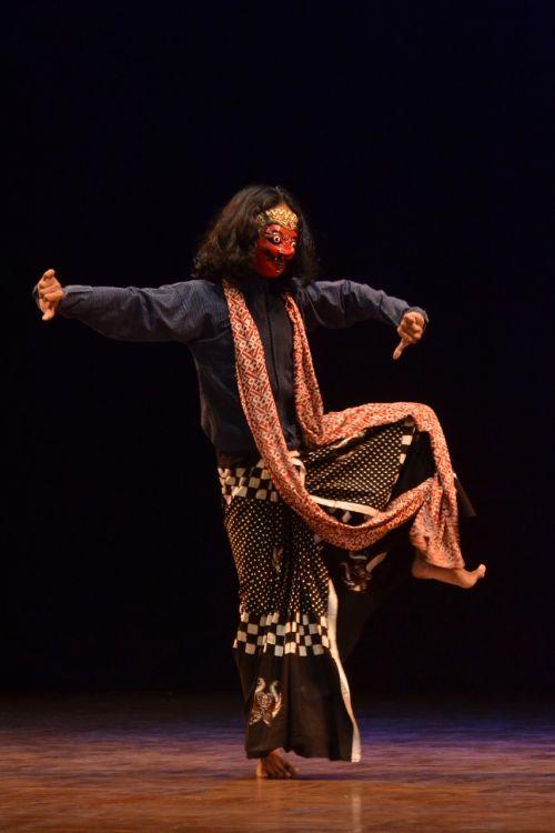 dance mask yogyakarta