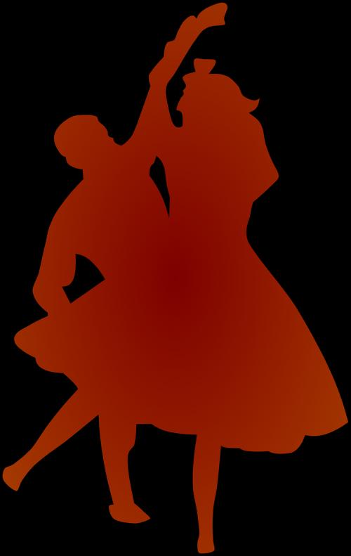 dance couple dress