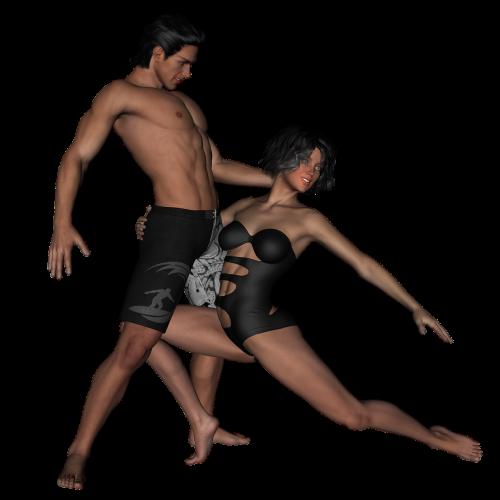 dance couple couple dancing