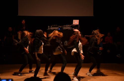 dance hip-hop battle