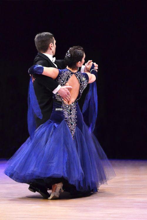 dance couple tango