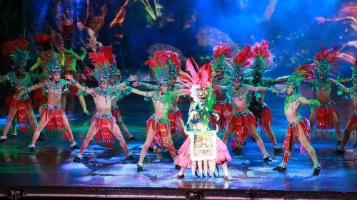 dance show songcheng culture