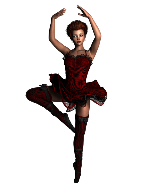 dancer ballerina woman