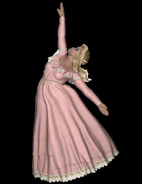 dancer dancing woman