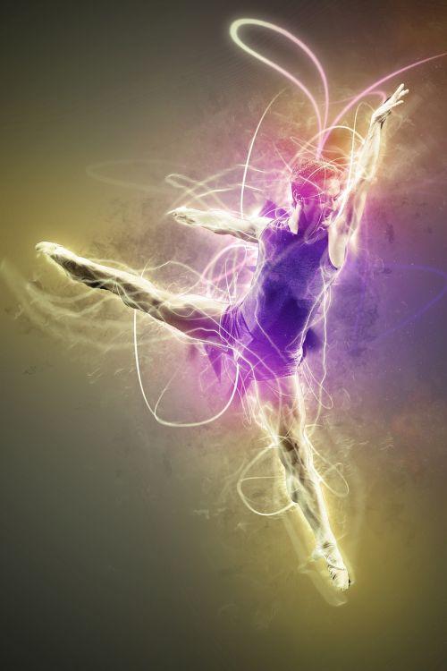 dancer ballet performance