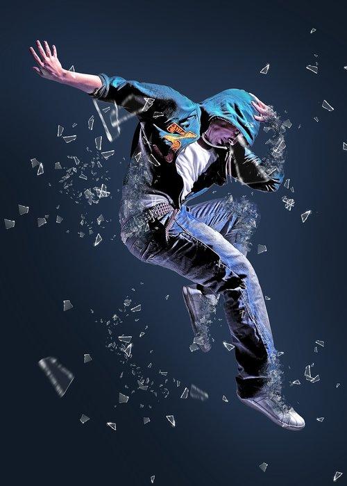 dancer  man  male