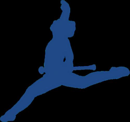 dancer silhouette dance