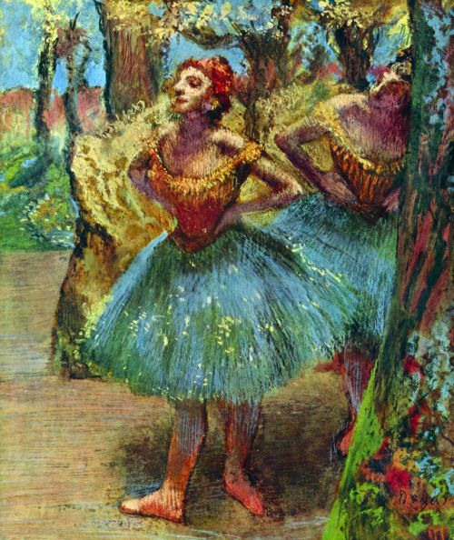 Dancers #2 By Degas