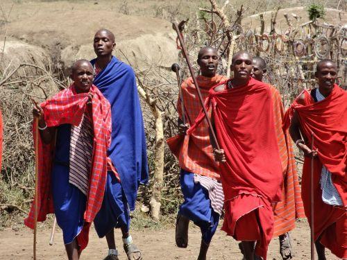 dances masai songs