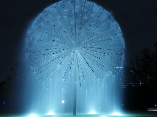 dandelion houston sculpture