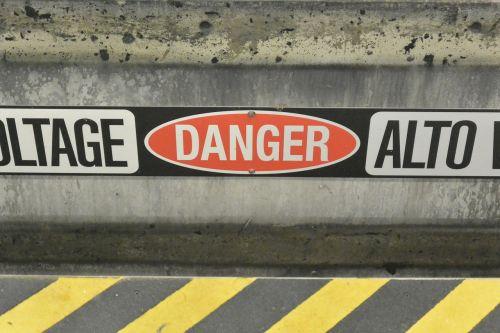 danger underground subway