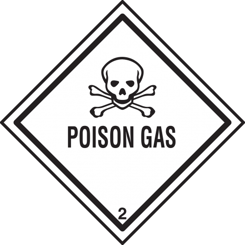 danger gas information