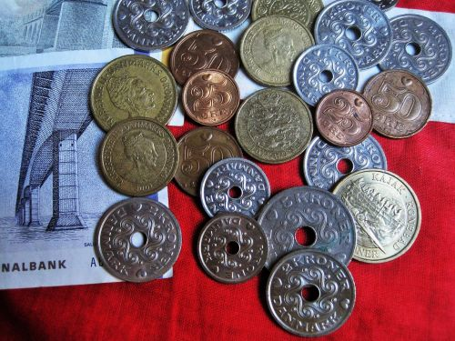 danish currency danish kroner danish coins