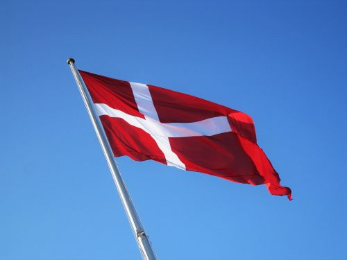 danish flag denmark danish