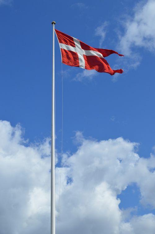 danish flag denmark flag
