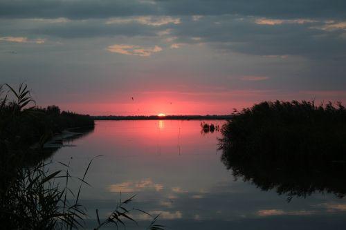 danube romania delta