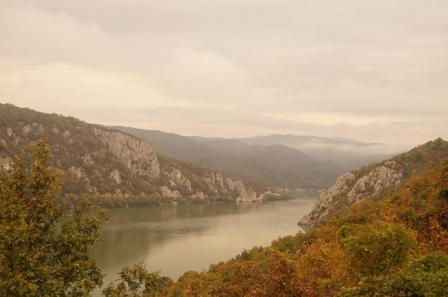 danube romania water