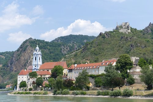 danube  austria  river