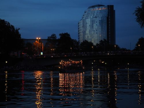 danube ulm lights serenade
