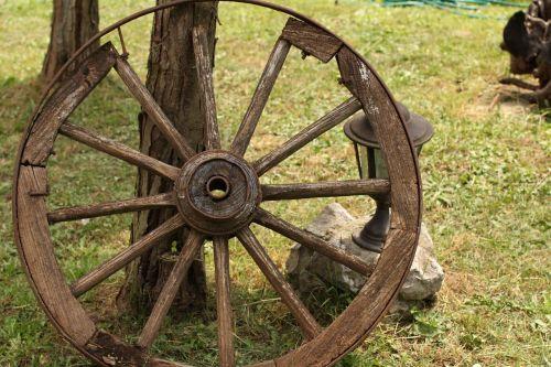 dare wheel old