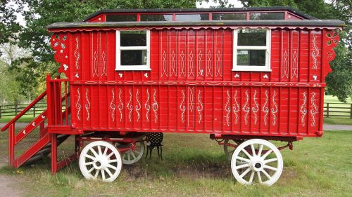 dare red car trailers