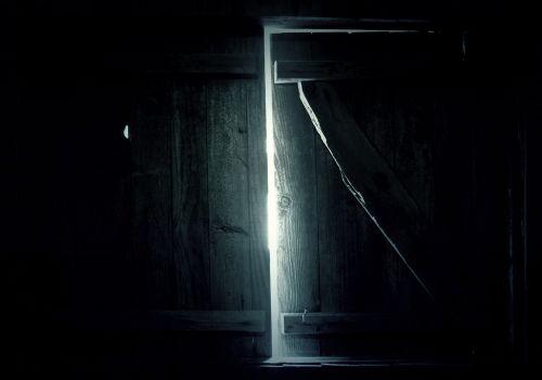 dark window shine