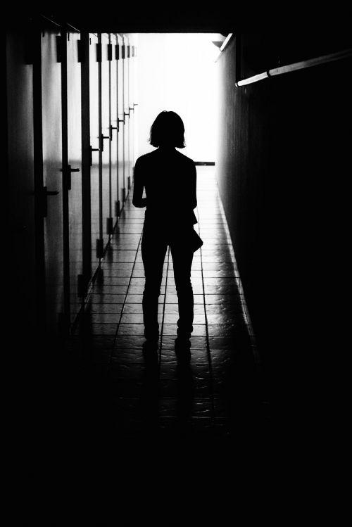 dark people woman
