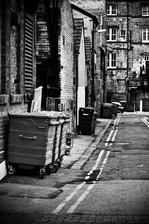 Dark Back Street