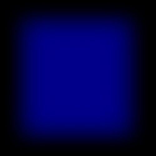 Dark Blue Gradient Frame