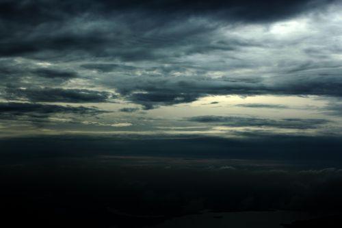 tamsi & nbsp, debesys & nbsp, aukščiau & nbsp, dangus, tamsi & nbsp, debesys, aukščiau & nbsp, dangus, dangus, debesys, aušra, vakaras, naktis, Debesuota, tamsūs debesys