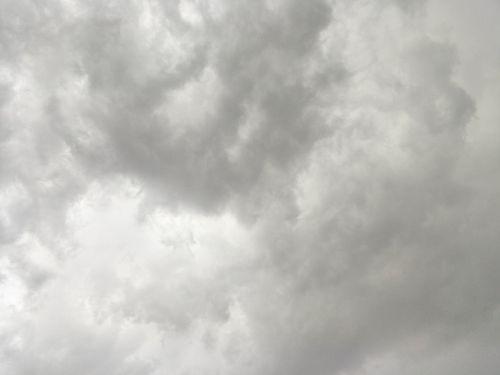 dark clouds the world cotton