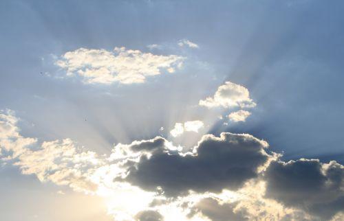 Dark Clouds Hiding Sun
