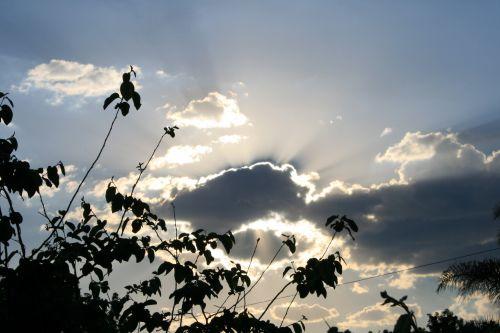 Dark Clouds Hiding The Sun