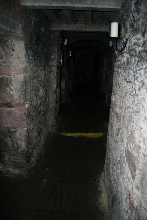 Dark Door Tunnel Dungeon