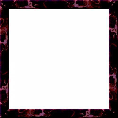 Dark Pink Texture Frame