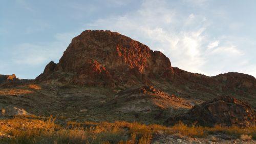 Dark Red Mound