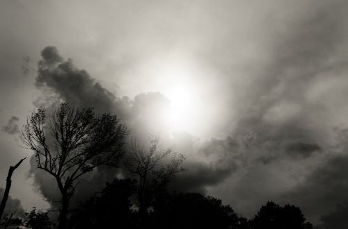 dark sky weather climate change